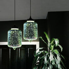 "Load image into Gallery viewer, ""The Works"" - 3D Effect Pendant Light"
