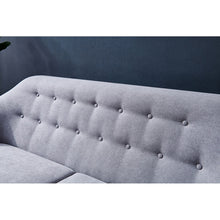 "Load image into Gallery viewer, ""Classic Grey"" - Modern Nordic Sofa"