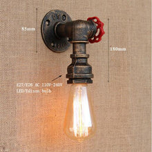 Load image into Gallery viewer, Steam Punk Wall Lamps