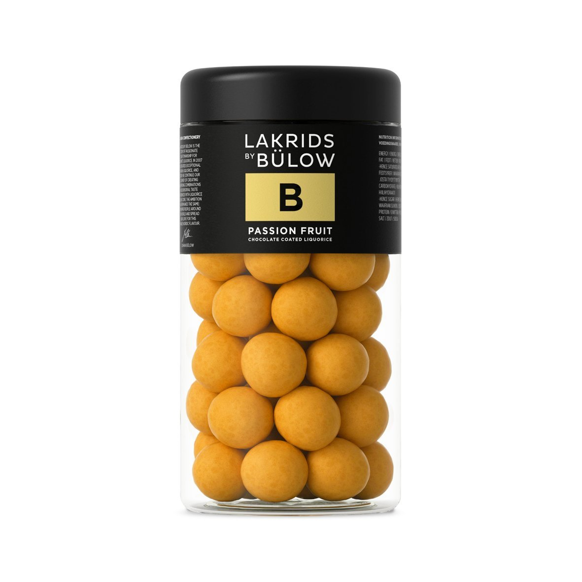 LAKRIDS BY BÜLOW B – PASSION FRUIT