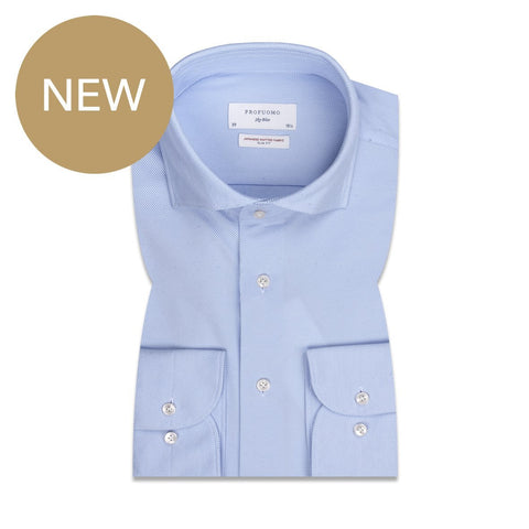 PROFUOMO LIGHT BLUE SHIRT SLIM FIT