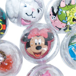3 Inch Toy Capsules