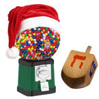 Gumball Machine Gifts, Gumballs, & Other Creative Gift Ideas for Christmas & Hanukkah 2015 | Gumball.com