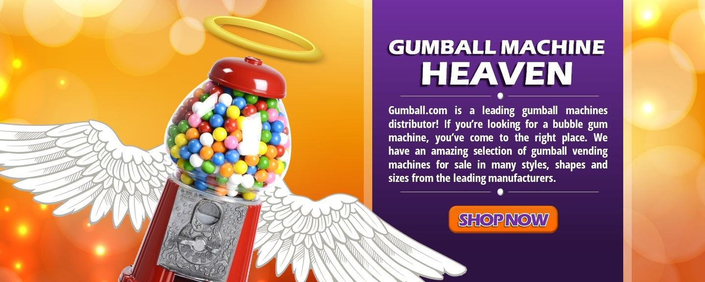 Gumball machine heaven