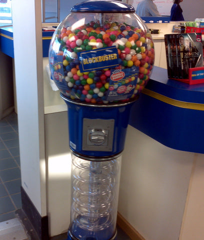 Blockbuster Gumball Machine | Gumball.com