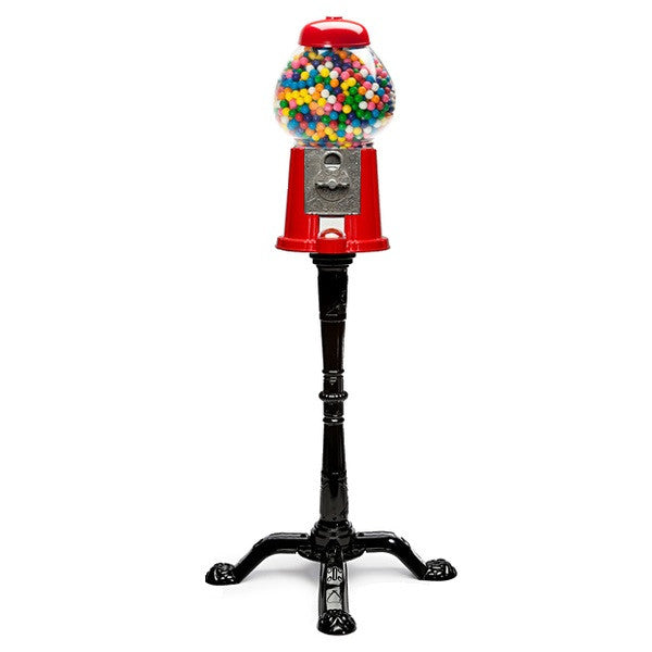 King Carousel Gumball Machine and Stand