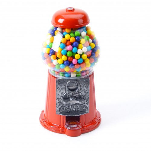 carousel gumball machine with stand