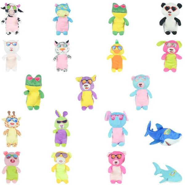 Non-Licensed Small Plush Mix 144 ct Product Image
