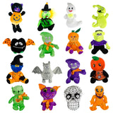 Halloween Non-Licensed Plush Mix - 144 ct