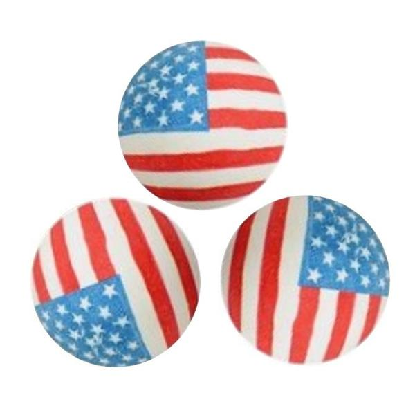 45 mm USA Flag Superballs product detail