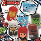 Avengers Wobblers 2 inch Toy Vending Capsules