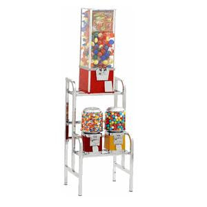3 Unit Machine Vending Rack