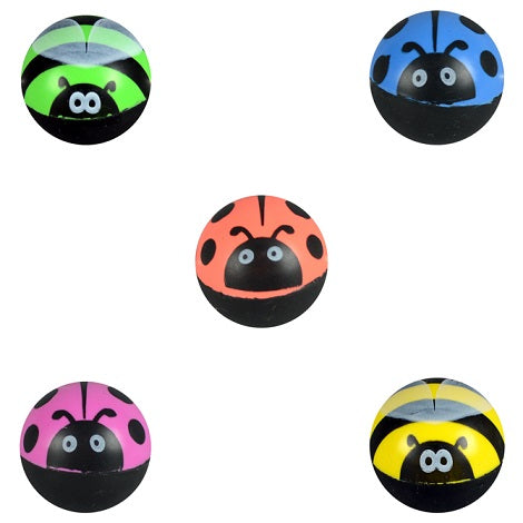 45 mm Ladybug & Bumble Bee Superballs product detail