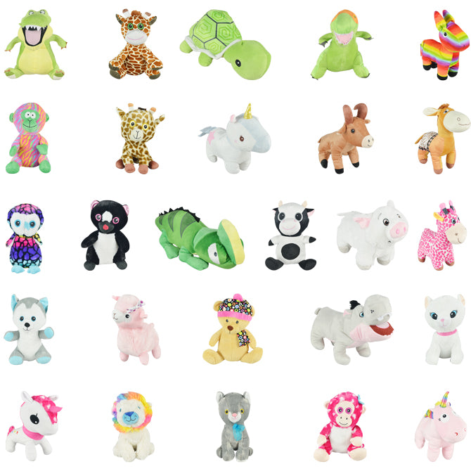 Jumbo Generic Plush Mix #20 50 ct Product Image