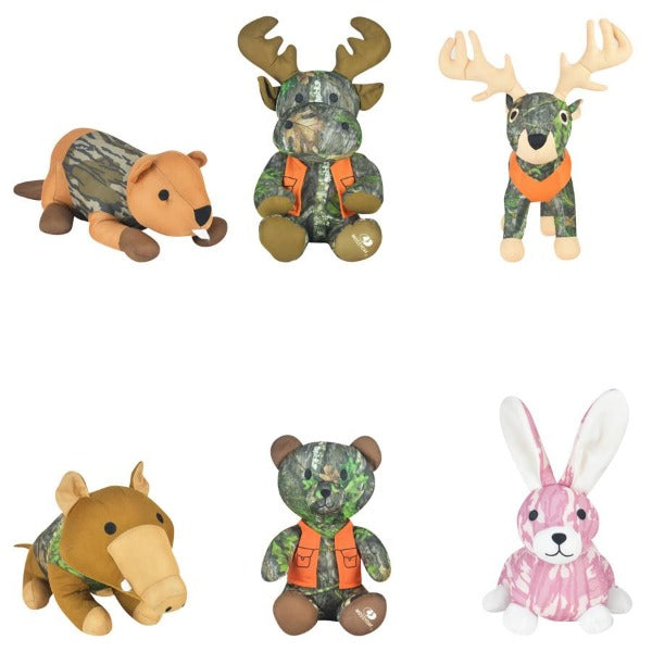 Mossy Oak Jumbo Plush Mix 48 count Product Image