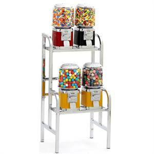 4 Unit Machine Vending Rack