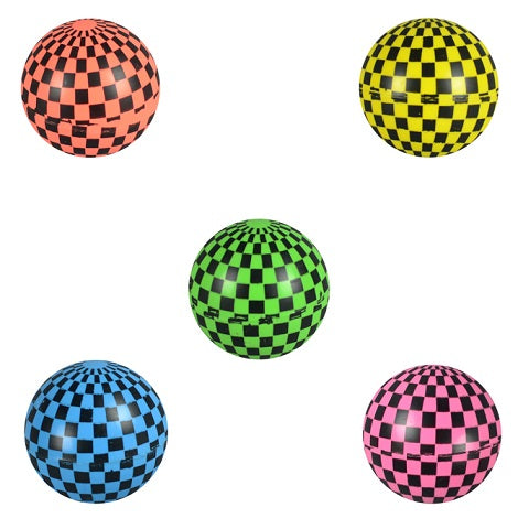43 mm Checkered Superballs product detail