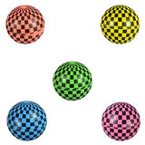 25 mm Checkered Super Balls