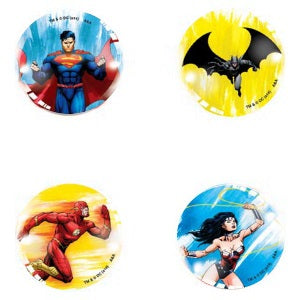 DC Comics High Bounce Balls