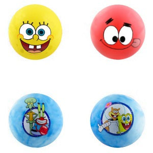 Spongebob Square Pants 5 Inch Inflatable Balls
