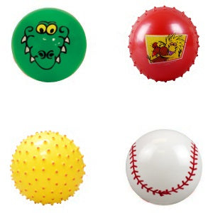 Assorted Inflatable Ball Mix