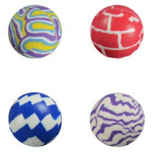 27mm Assorted Bouncy Balls