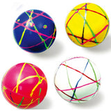 45 mm Color Stripe VII Bouncy Balls