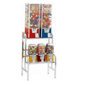 5 Unit Machine Vending Rack