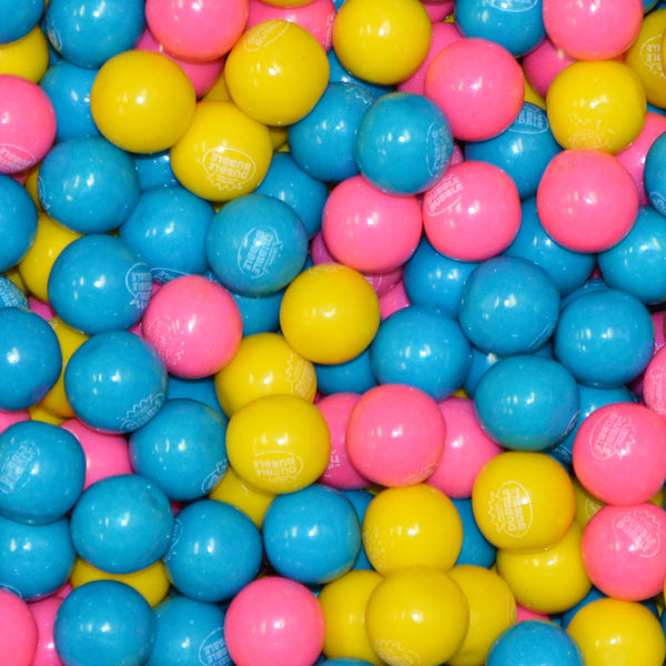 "Dubble Bubble Cotton Candy Gumballs (1""/850 count) product detail"