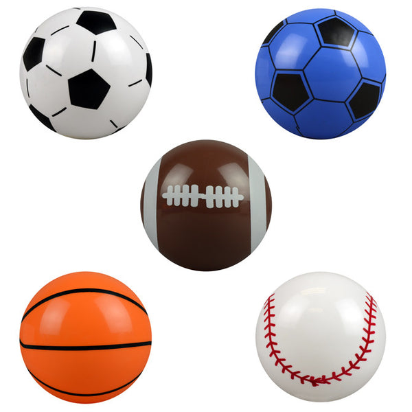 6 Inch Inflatable Sports balls product detail