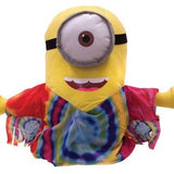 Detail image of Minion Pease plush doll