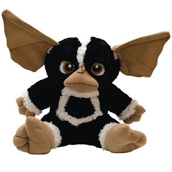 Giant size Gremlin with a Mohawk soft plush toy