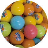 Dippin Dots 1 inch bubble gum balls by Zed