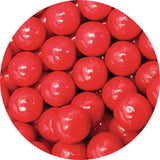 1 inch Sweet Fire Sriracha bubble gum balls by Zed