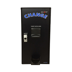 American Changer AC101 Bill-to-Coin Change Machine Front View Product Image