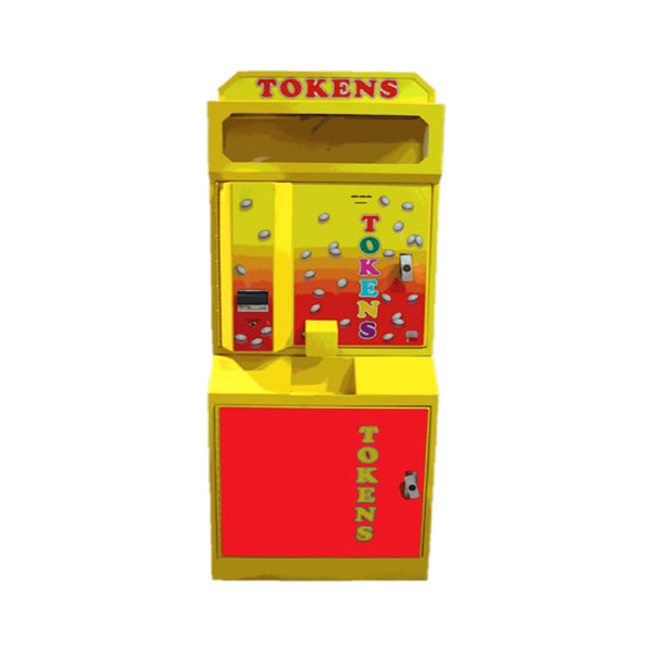 AC2078-US Front Load Token Dispenser Front View Product Image