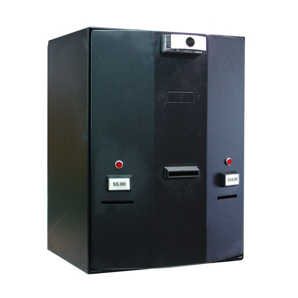 AC502 Pre-Valued Card Dispenser Front View Product Image