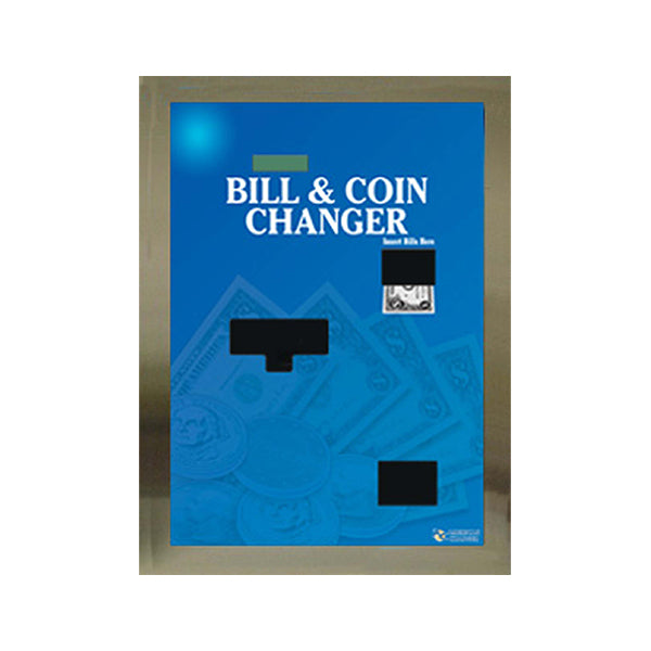 AC7705 Rear Load Bill-to-Bill & Coin Changer Product Image