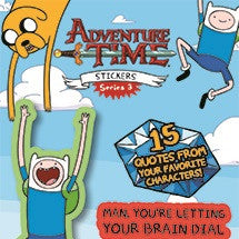 Adventure Time Series 3 Stickers