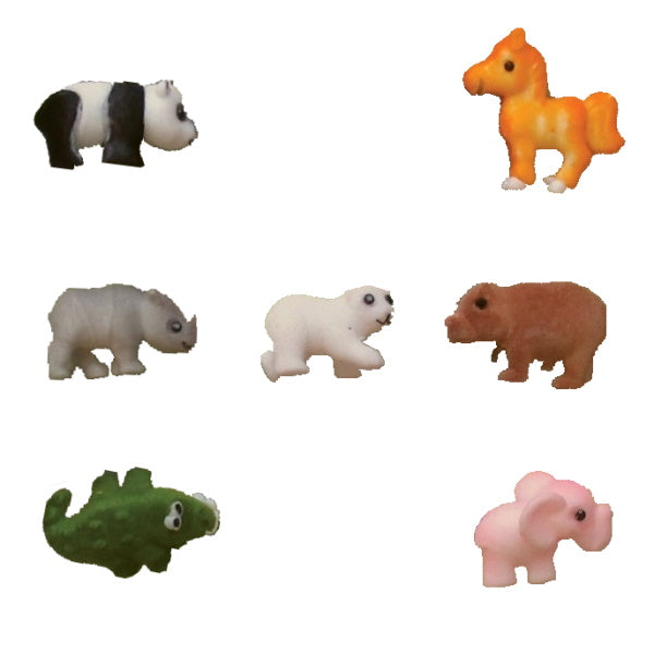 "Animal World Figurines 2"" Capsules Product Detail"