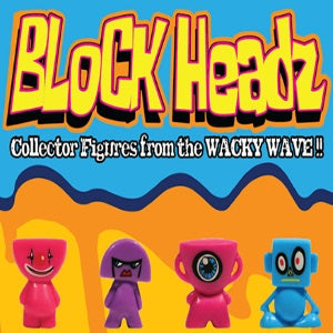 Block Headz 1 Inch Capsules
