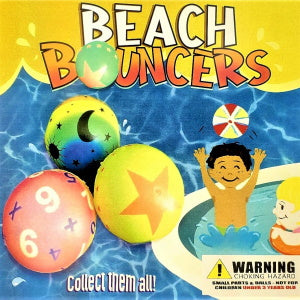 "Beach Bouncers 2"" Self-Vending Foam Balls Product Image"