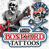 Boneyard Skull Tattoos by Lethal Threat Product Image