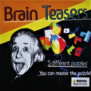 "Brain Teasers 2"" Capsules Product Image"