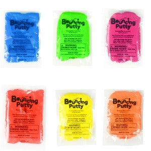 Bulk Bouncing Putty Packets  Product Image