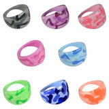 Camouflage Rings 100ct