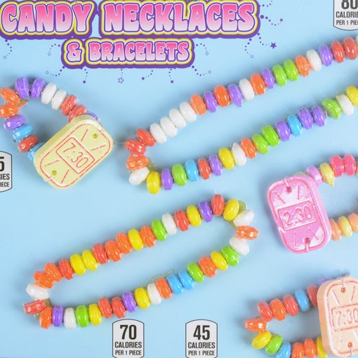Candy Necklace and Bracelets in 2