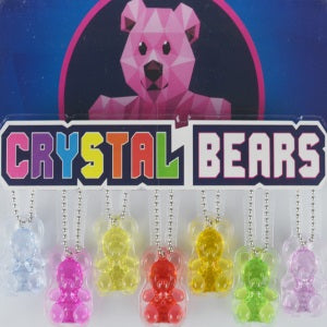 "Crystal Bears 2"" Capsules"