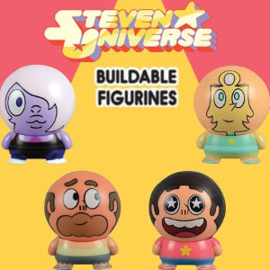 "Steven Universe 2"" Self Vending Buildables"