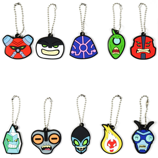 "Ben 10 Keychains 2"" Capsules Product Detail"
